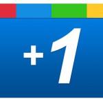 Google +1 startet endlich