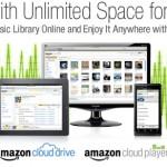 Amazon Cloud Drive mit unlimitiertem Speicherplatz