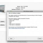 Apple veröffentlicht iOS 4.3.4 und schliesst PDF Sicherheitslücke – Download Links