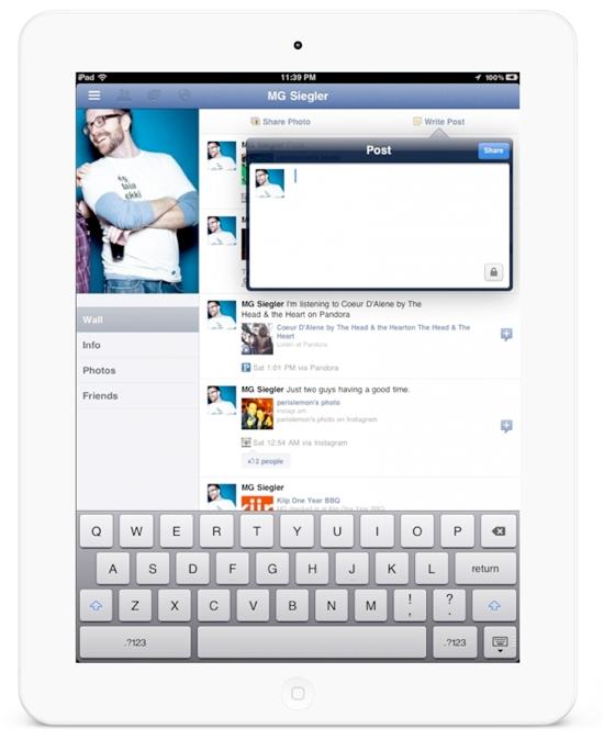 App Store Facebook App