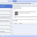 Offline Funktionen für Gmail und Google Docs