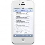 Gmail for Mobile nun mit Retina Display Unterstützung