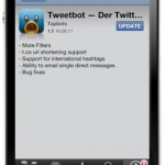 Tweetbot 1.5: iPhone Twitter Client bringt Mute Funktion