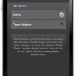Tweetbot: Version 1.6 bringt Tweet Marker Unterstützung