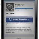Apple veröffentlicht iOS 5 Beta 6 per OTA