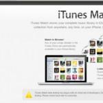 iTunes Match Beta für Entwickler erhältlich