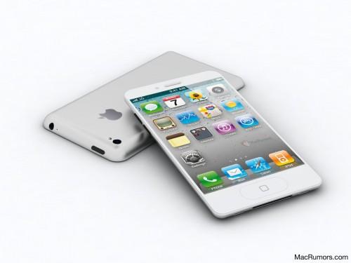 iPhone 5 Rumor Mockup