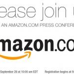 Amazon Media Event: Kommt nun das Kindle Tablet ?