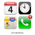 Let's talk iPhone: Apple präsentiert neues iPhone am 4. Oktober