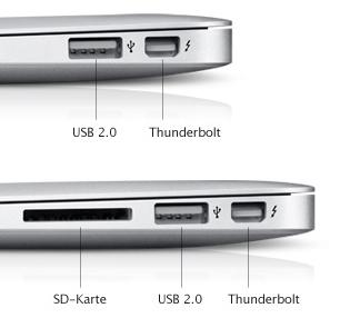 macbookair mid2011 anschl sse