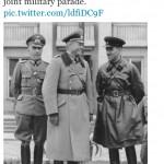 Mit Twitter die Ereignisse des 2. Weltkrieges nacherleben