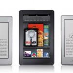 Amazon stellt neue Kindle eBook Reader vor: Einstieg ab 79$