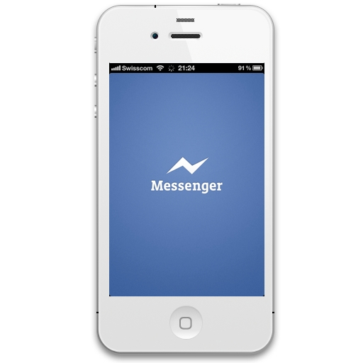 Facebook Messenger for iPhone