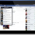 Facebook iPad App endlich da