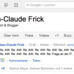 Google+: Google Apps Benutzer können den Dienst nutzen