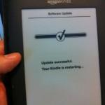 Kindle Software Update bringt Cloud Sync für eigene Dokumente