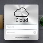iCloud.com freigeschaltet