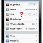 iOS 5: Fehlenden Persönlichen Hotspot wieder aktivieren