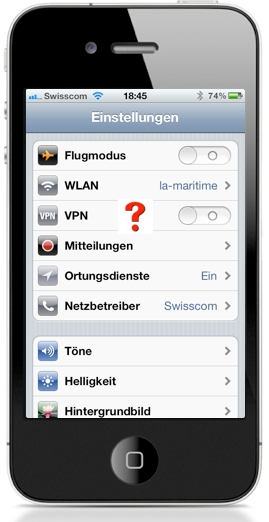 how to turn on personal hotspot on iphone 4s