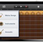 Garageband App ab sofort auch für iPhone und iPod Touch