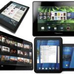 Leute wollen keine Tablets, sie kaufen iPads