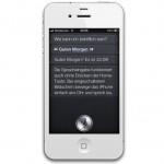 iPhone 4S: Siri kommt nicht auf andere iPhones