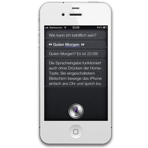 WIE GEHT SIRI IPHONE 7