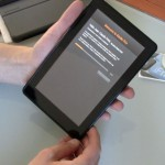 Amazon Kindle Fire: Unboxing Video und erster Eindruck