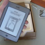 Amazon Kindle Touch: Unboxing Video und erster Eindruck