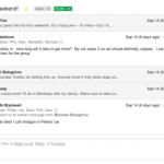 Neuer Look für Gmail