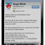 Angry Birds feiert Geburtstag: 15 neue und alle alten Levels freigeschaltet