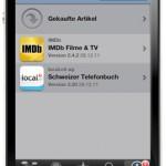 App Store zurück aus dem Winterschlaf