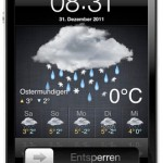 iPhone: Aktuelles Wetter auf dem Lockscreen ohne Jailbreak