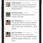 Neues Twitter Design für die Android App – Endlich eine gute Twitter App für das Google OS