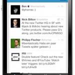 Neues Twitter Design auch bei iPhone App