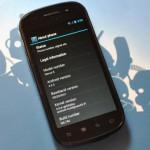 Google Nexus S erhält Android 4.03 per OTA Update