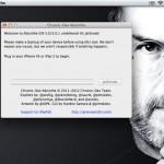 Greenpois0n: Untethered Jailbreak für iPhone 4S und iPad 2 unter iOS 5.01