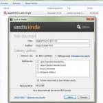 Send to Kindle: eBooks direkt auf den Amazon Kindle drucken