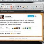 Twitter: Einfach Tweets in seine Webseite einbinden