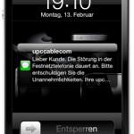 Schweizweiter Ausfall der Telefonie Dienste bei Cablecom