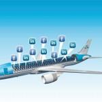 Meet & Seat: KLM verbindet Social Media mit Sitzplatzreservierung