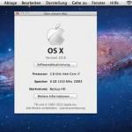 OS X 10.8: Mountain Lion läuft nicht mehr auf älteren Macs