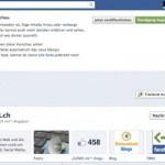 Facebook: Seiten bekommen auch Chronik verpasst