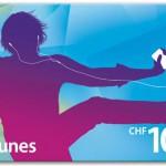 iTunes Aktionen bei Post, ExLibris & Dataquest