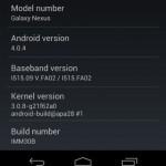 Google rollt Android 4.0.4 auch für Galaxy Nexus aus