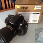 Nikon D800 im Test bei iFrick.ch – Was wollt ihr wissen ?