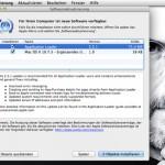 Kleineres Update für Safari unter OS X