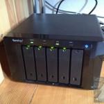 Synology: Einfacher Umzug der HardDiscs von einer Diskstation zur anderen