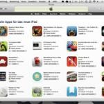 Apple stellt Apps vor die iPad Retina Display unterstützen
