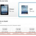 Neues iPad ausverkauft: Lieferzeit steigt auf 2 bis 3 Wochen